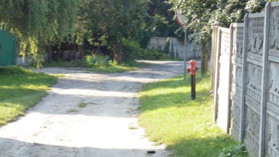 Ulica Zamkowa w Kobylinie zyskała nową nawierzchnię