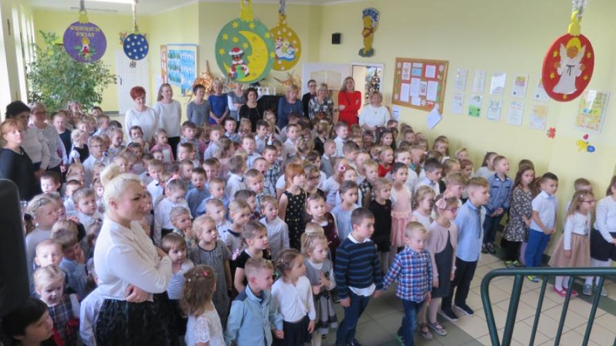 Wigilia w Przedszkolu w Kobylinie