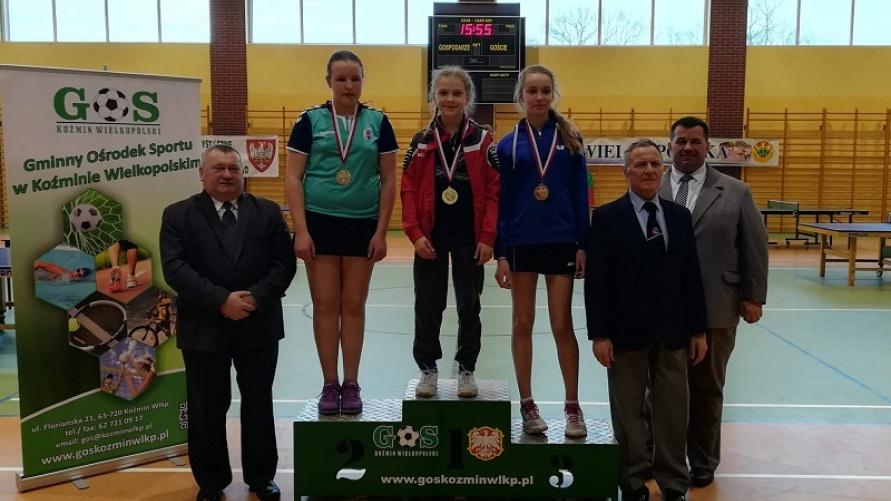 Mistrzostwa Wielkopolski LZS z medalem