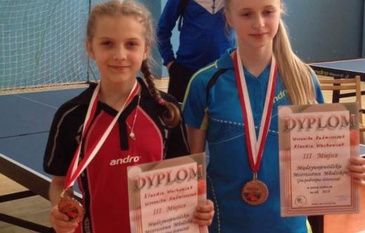 Brąz na Międzywojewódzkich Mistrzostwach Młodzików