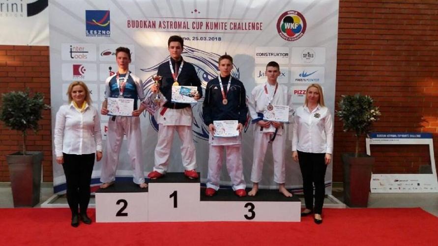 Karate Budokan Astromal CUP