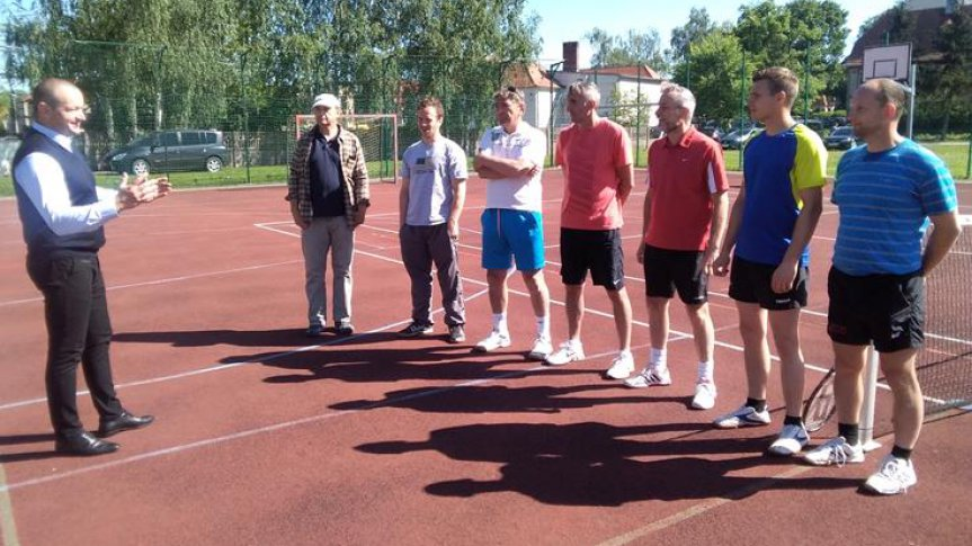 Deblowe Mistrzostwa Gminy Kobylin w tenisie ziemnym
