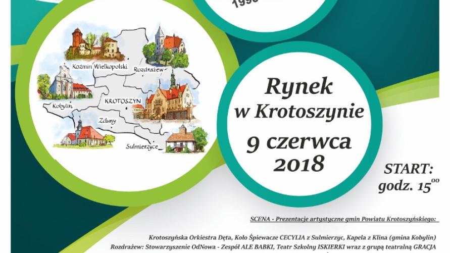 20 lat Powiatu Krotoszyńskiego