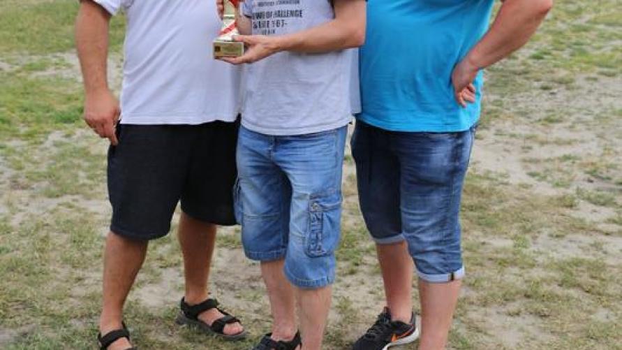 Turniej piłki nożnej old boyów z okazji Dni Kobylina