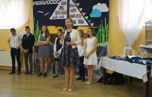 Zakończenie roku szkolnego 2017/2018 w SP Smolice