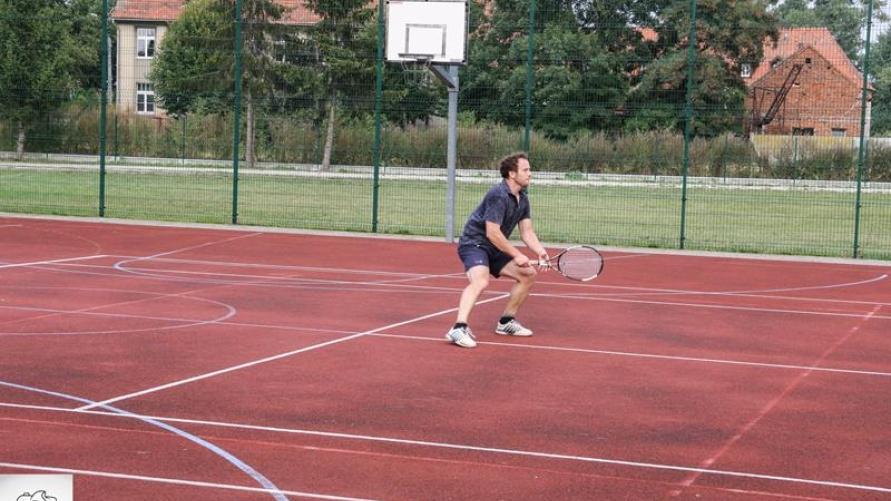 Turniej tenisa ziemnego o puchar Burmistrza Kobylina