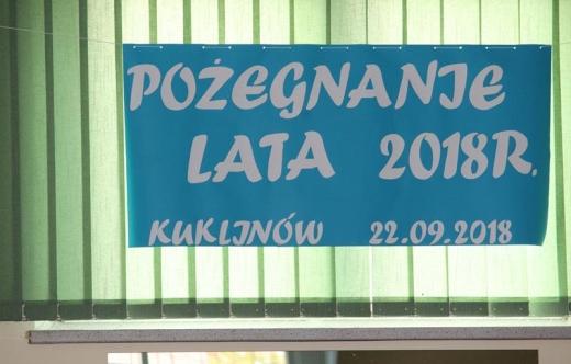 Pożegnanie lata u Seniorów w Kuklinowie