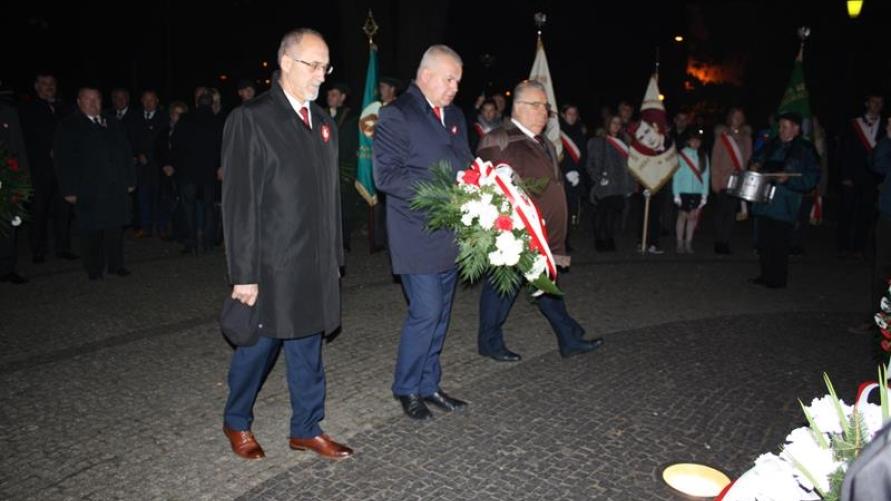 Powiatowo-gminne obchody 100. rocznicy odzyskania niepodległości