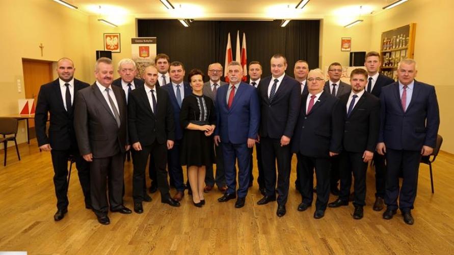 Pierwsza Sesja Rady Miejskiej w Kobylinie