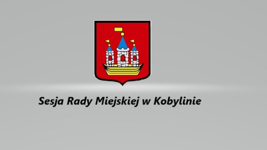 III sesja Rady Miejskiej w Kobylinie.