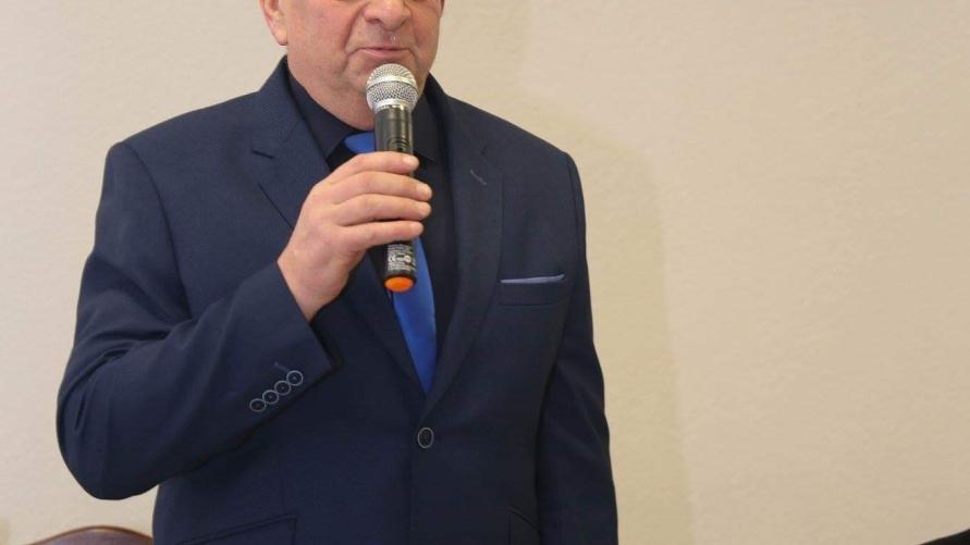 Sołtys Tadeusz Eliasz.