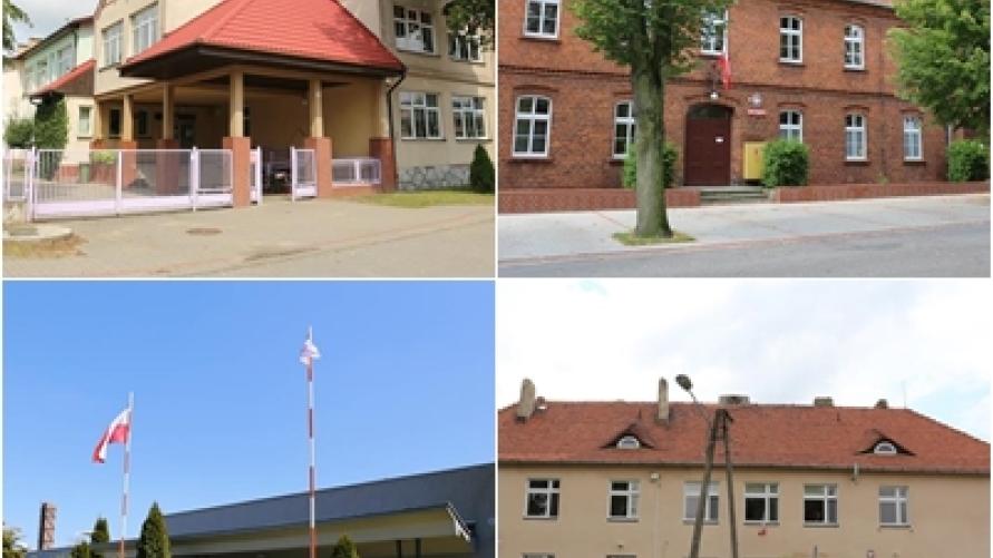 budynki szkół podstawowych