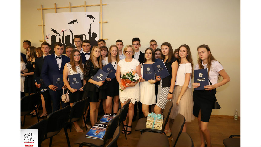 absolwenci gimnazjum