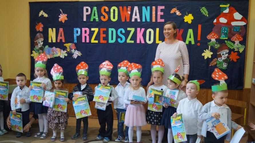 Przedszkolaki ze Smolic