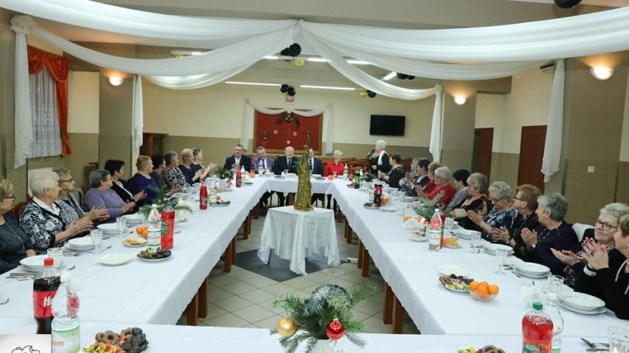 Spotkanie świąteczno-noworoczne w Łagiewnikach