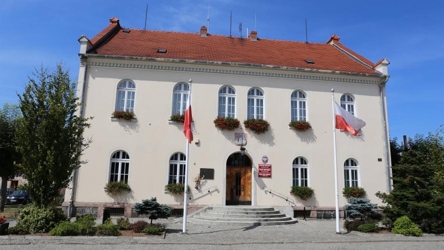 Budynek Urzędu Miejskiego w Kobylinie