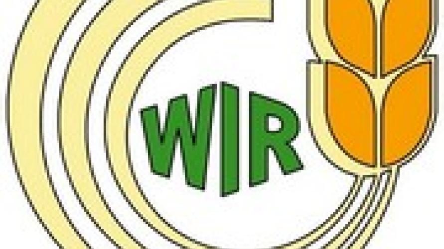 Logo Wielkopolskiej Izby Rolniczej.