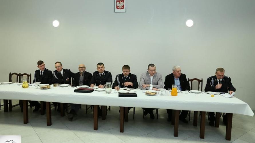 Zebranie OSP Wyganów