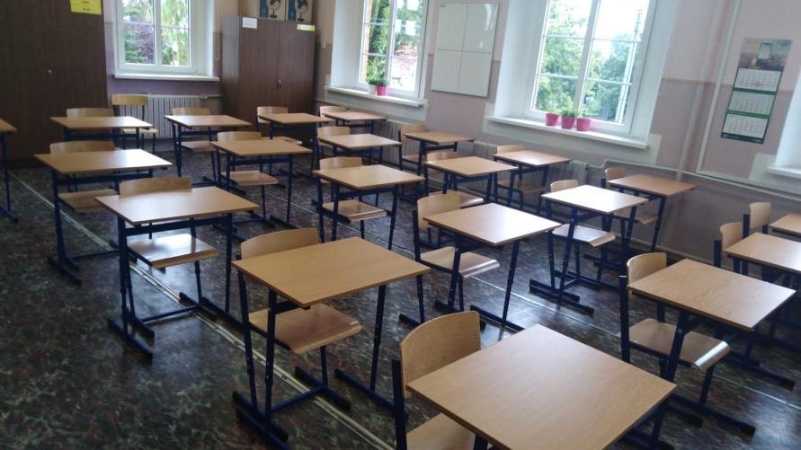Przygotowania do rozpoczęcia roku w szkole w Smolicach