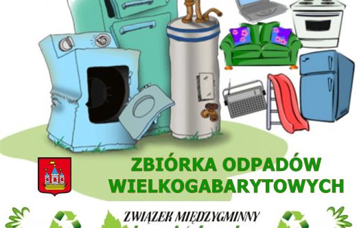 GRAFIKA zbiórka odpadów wielkogabarytowych