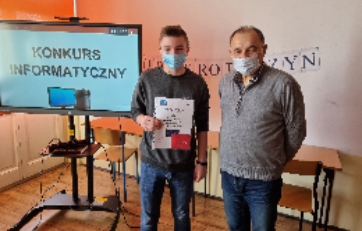 Konkurs Informatyczny w Hufcu Pracy w Krotoszynie