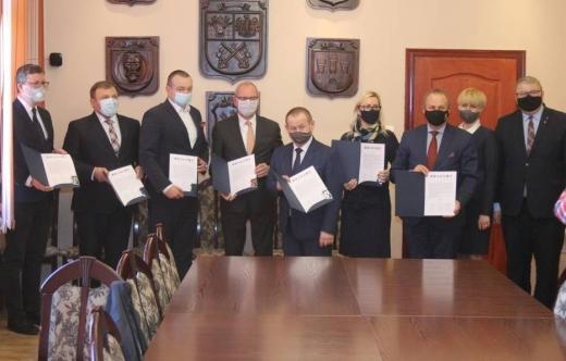 Włodarze gmin powiatu krotoszyńskiego