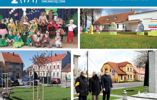 1 strona gazety Kobylin