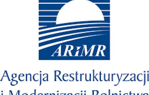 logo Agencji Restrukturyzacji i Modernizacji Rolnictwa